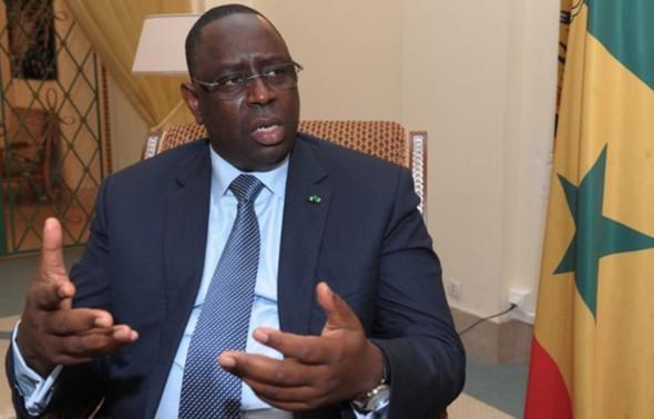 Macky Sall: Président de la la République du Sénégal